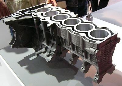 آلیاژ آلومینیوم در موتور خودرو