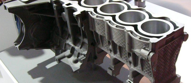 آلومینیوم در موتور