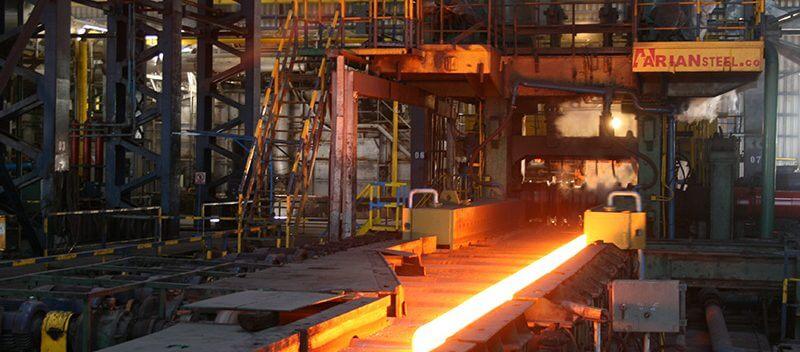 قیمت فولاد