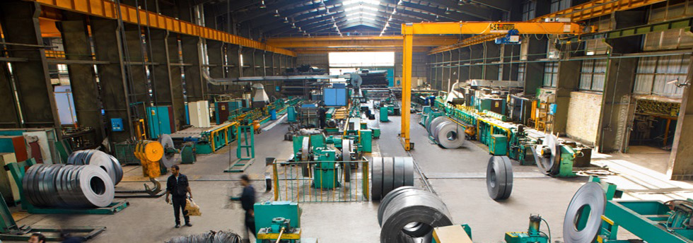 کارخانه لوله و پروفیل جهان