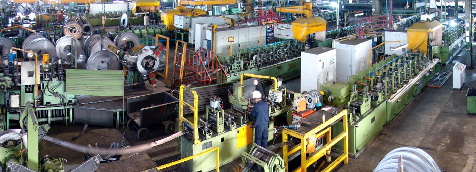 کارخانه لوله و پروفیل علویجه
