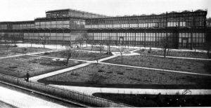گلخانه گلاسپالات-مونیخ