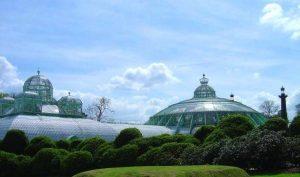 گلخانه سلطنتی Laeken