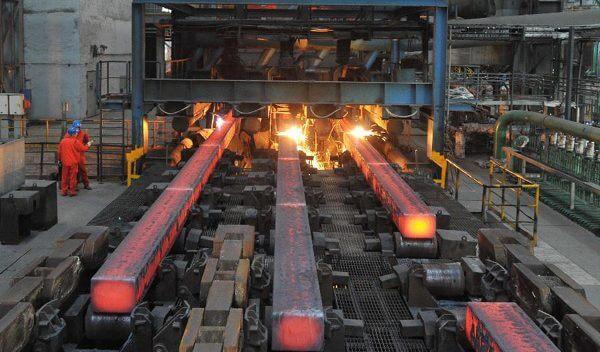 ایران اولین تولید کننده فولاد در منطقه و دهمین در جهان
