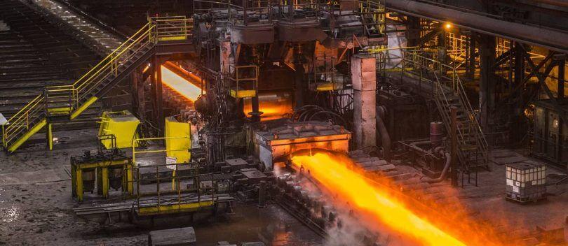 مصرف انرژی در فولاد
