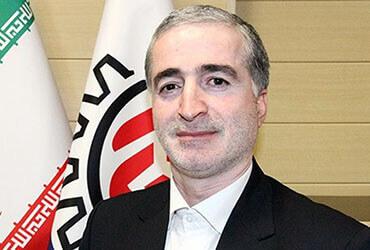 حمیدرضا رستگار - رئیس اتحادیه فروشندگان آهن و فولاد تهران - رشد قیمت فولاد